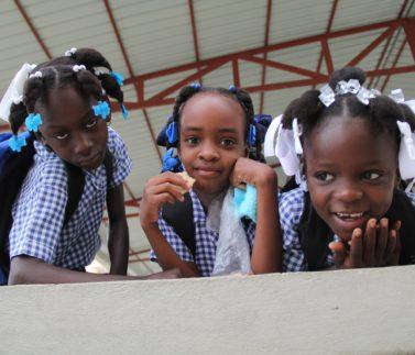 2006_Sbírka zaplatí školu malým Haiťanům