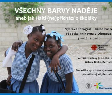 Haiti exhibition